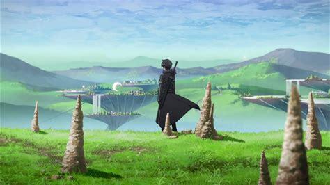 Sword Art Online Scenery Sword Art Online Full Hd Wallpaper And Background Image 1920x1080 Id 294383