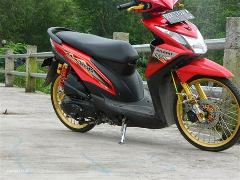 Modifikasi Motor Beat Fi Hitam by Modifikasi Honda Beat Fi Hitam 2017 Automotivegarage Org