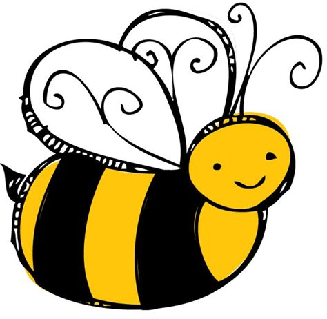 Clipart Bee Bees Clipart Best