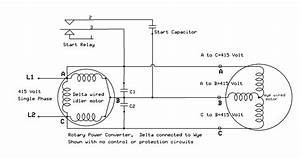 Motor Turns Slowly With Rpc Power
