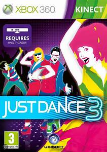 Just Dance 3 Xbox 360 KinectUbisoft Games