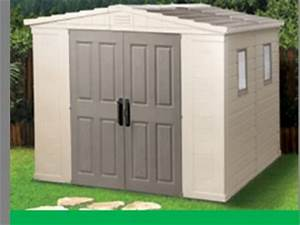Brand New Keter Apollo 8x8 Shed Delivered Professionally
