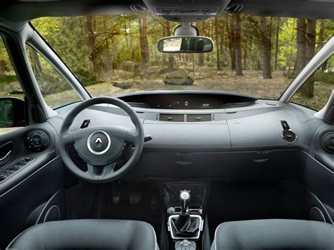 renault interior renault espace review and photos