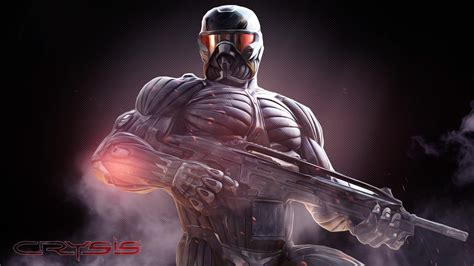 crysis  nanosuit wallpapers hd wallpapers id
