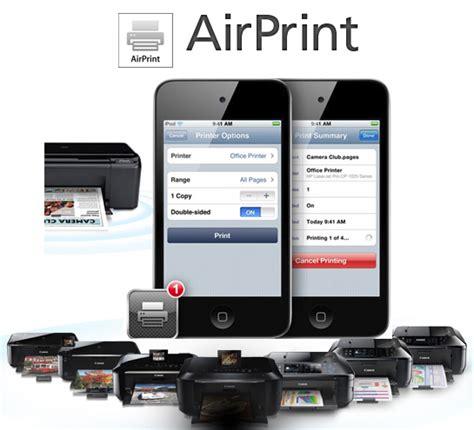 enable airprint on any printers inkntoneruk news
