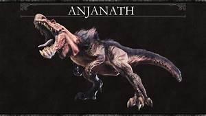 Image MHW Anjanath Wallpaper 001png Monster Hunter