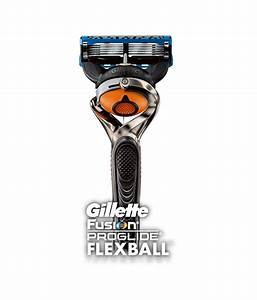 Gillette Fusion Proglide Flexball Manual Shaving Razor