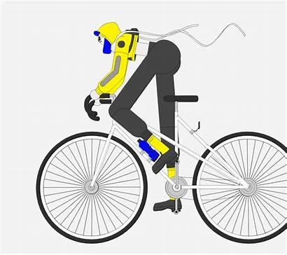 Woman Bike Behance