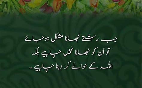powerful urdu quotes  life hope struggle