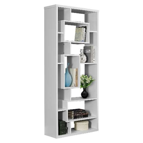 white bookcase target hollow bookcase white everyroom target
