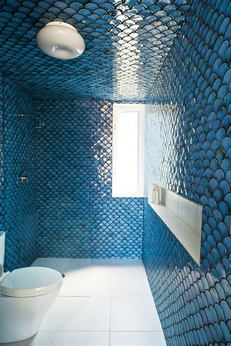 photo 9 of 13 in 12 creative ways to use tile in your home