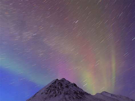 Northern Lights Yukon Canada Aurora Borealis Book Here
