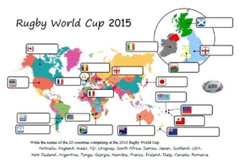 Suivre la coupe du monde de rugby avec sa classe MA