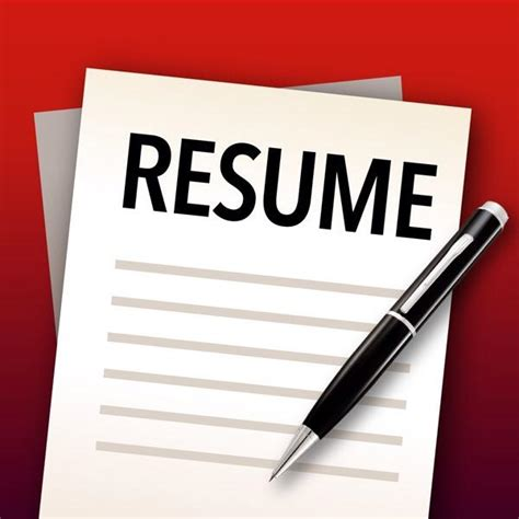 how to make resume cv with your iphone or on the go