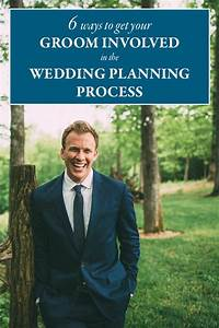 6 Ways To Get Your Groom Involved In The Wedding Planning