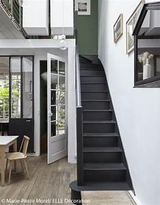 decoration d une entree avec escalier 2 visite en 3d With decoration d une entree avec escalier