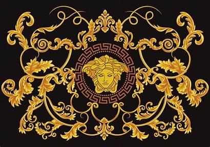 Versace Vector Greek Vecteezy Patterns Vectors Pattern