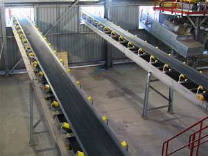 Belt Conveyors For Waste Management And Bulk Material Handling