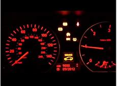 BMW 1 Series Lights On Chime and Brake Warning Chime YouTube