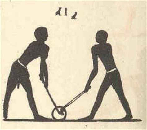 deporte en el antiguo egipto