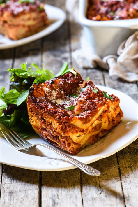 Lasagna Recipe With Cottage Cheese No Eggs