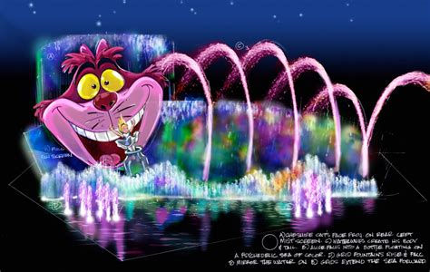world of color times the world of color concept designing disney