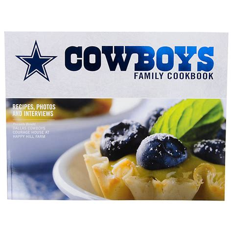 dallas cowboys kitchen accessories dallas cowboys family cookbook kitchen home office 6415