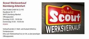 Scout Outlet Nürnberg : scout schulranzen outlet n rnberg adressen fabrikverkauf deutschland und europa ~ A.2002-acura-tl-radio.info Haus und Dekorationen