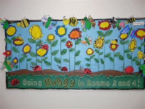 bulletin board ideas into summer 997 | Spring Into Summer (1)