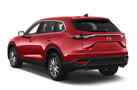 2016 Mazda Cx9 Reviews And Rating  Motor Trend Canada