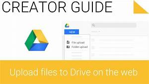 Upload files and folders to google drive on the web 11 for Upload documents to google drive