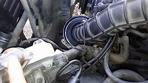 86 Nissan D21 Vacuum Hose Delete  And Other Stuff