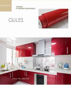Pearl white diy decorative film pvc self adhesive wall for Kitchen colors with white cabinets with sticker print paper