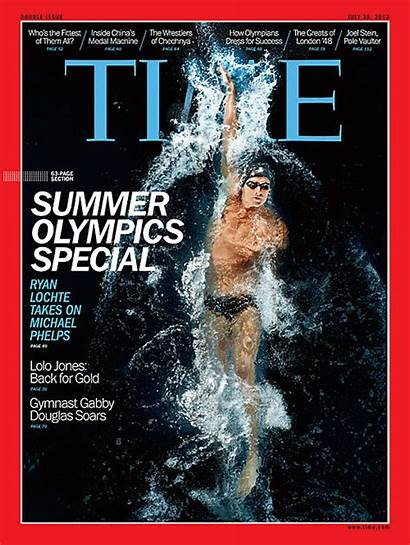 Magazine Covers Olympics Special Schoeller Martin Ryan