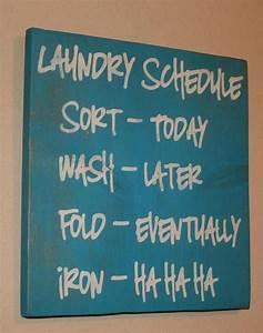 Wäsche Waschen Sortieren : w sche zeitplan sortieren heute waschen sp ter falten irgendwann b geln ha ha ha ~ Eleganceandgraceweddings.com Haus und Dekorationen