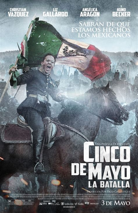 Cinco de Mayo, La Batalla DVD Release Date October 15, 2013