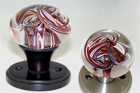 . Art Glass Door Knobs   Gemstone Hardware by Myterra