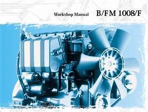 Deutz B  Fm 1008  F Workshop Manual