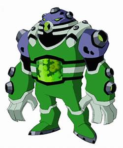 Barrigobot | Ben 10 Wiki | Fandom powered by Wikia