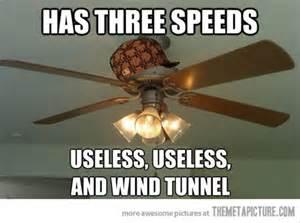 Ceiling Fan Funny Memes