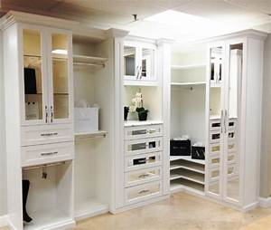 Spectacular Master Bedroom Closets - Traditional - Closet