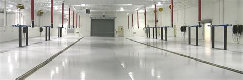 Garage Floor Coating Mayer Mn by Concrete Coating Vehicle Coatings Permanent Coating