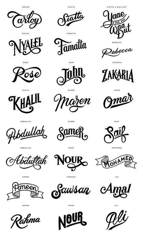 50 Tattoos for 50 names out of the 805 million people suffering from hunger in the world to
