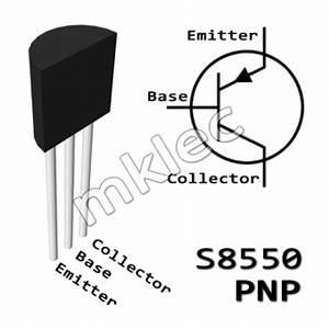 S8050  5pcs