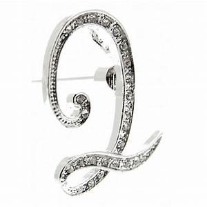 monogram letters q silver corsage creations With silver monogram letters
