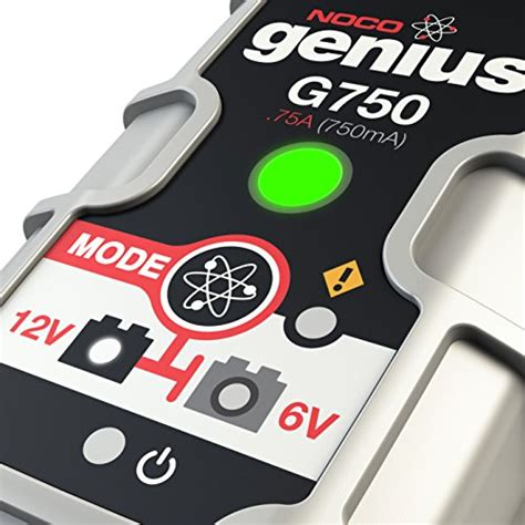 Marine Battery Charger In Uae by Noco Genius G750 6v 12v 75a Ultrasafe Smart Battery