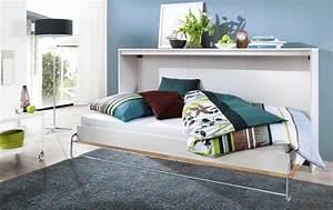 Moderne Wohnzimmer Schrankwand : wandbett klappbar mit federholzrahmen ~ Markanthonyermac.com Haus und Dekorationen
