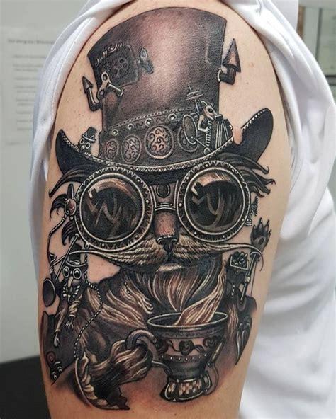 25+ Best Ideas About Steampunk Tattoo Sleeve On Pinterest