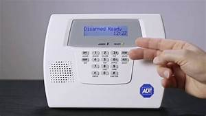 Adt Home Security Keypad Instructions