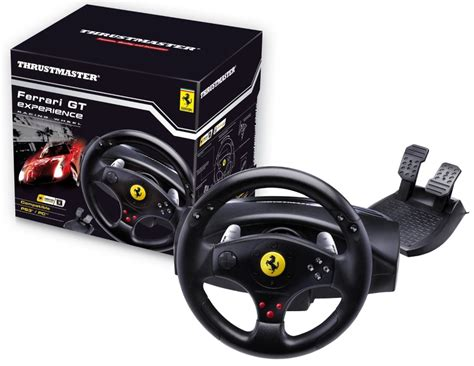 Gt Experience by Thrustmaster Gt Experience Racing Wheel Pc Ps3